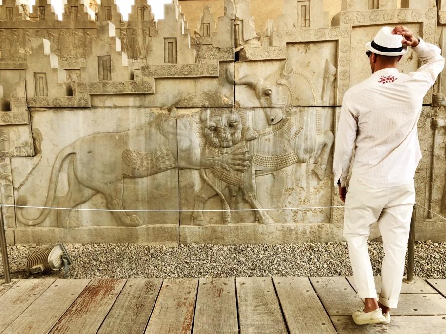 Ovidiu Muresanu Persepolis