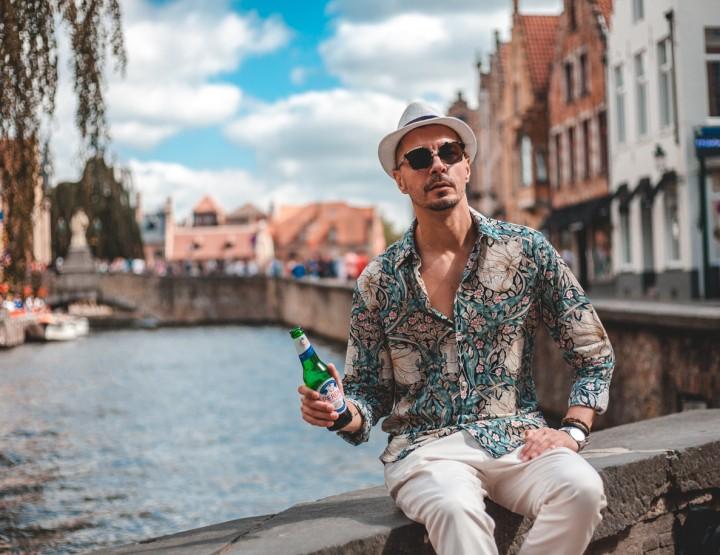 Bruges in La Grande Italia