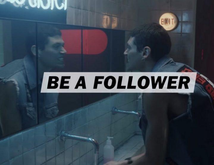 Be A Follower! by Diesel SS19