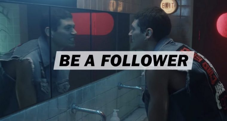 Be A Follower! by Diesel SS19