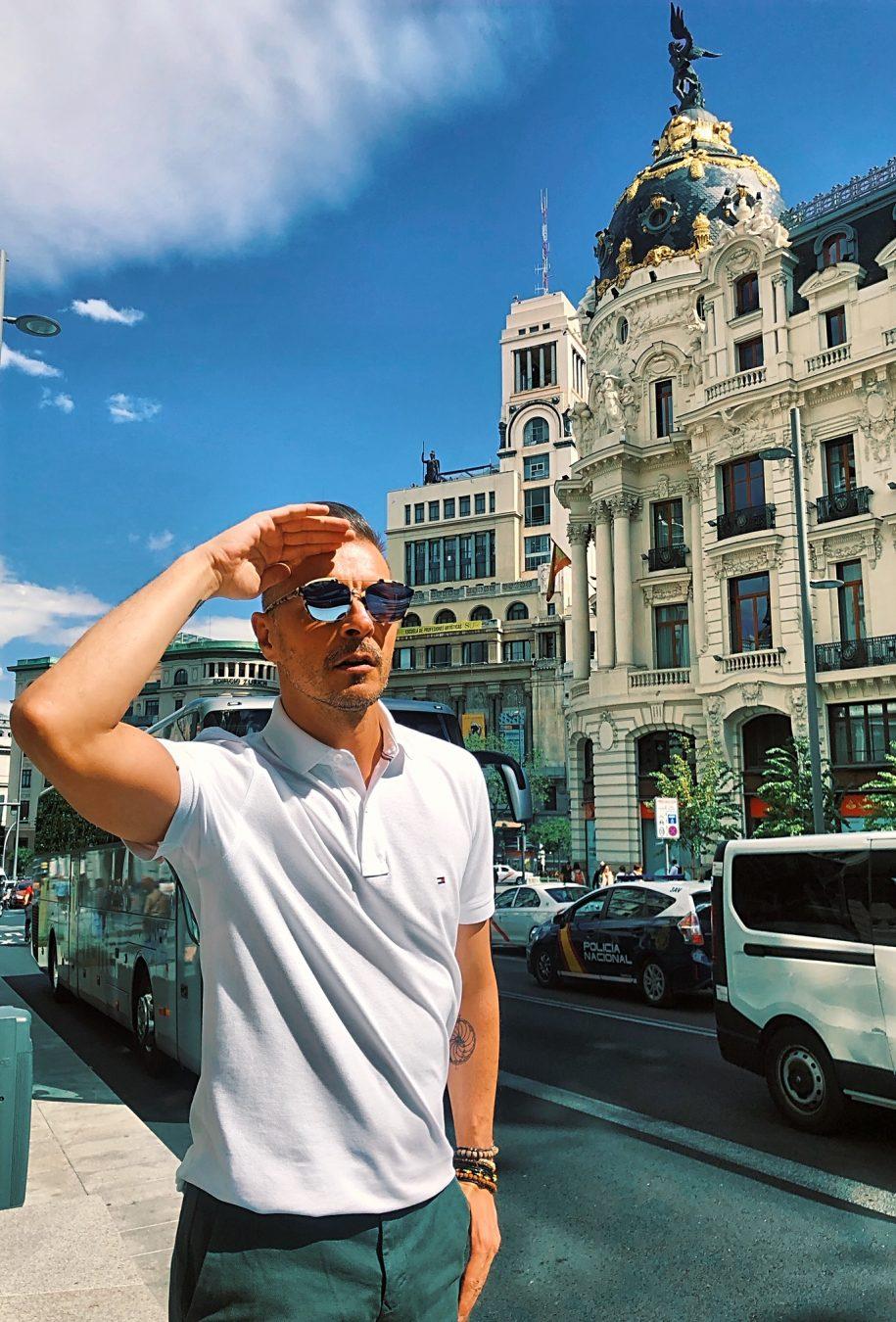 Ovidiu Muresanu Madrid 3