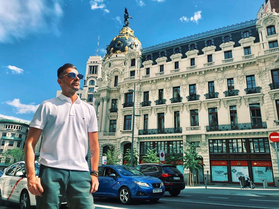 Ovidiu Muresanu Madrid 7