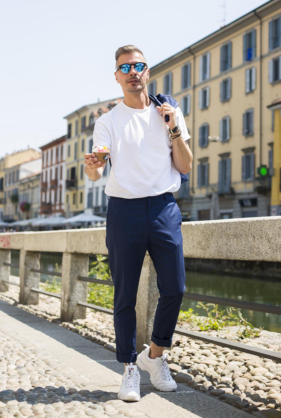 Milano Navigli Ovidiu Muresanu