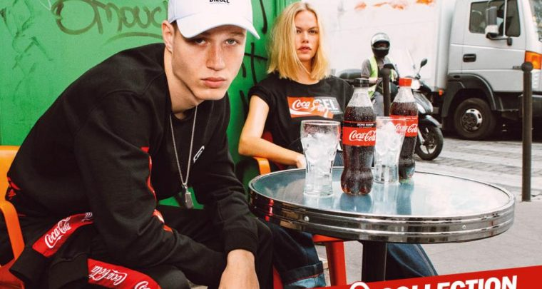 Diesel X Coca Cola (RE)collection is here!
