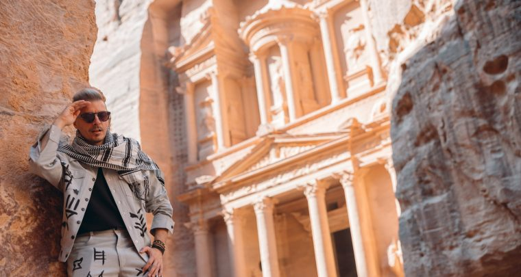 Iordania - O zi in Petra cea misterioasa