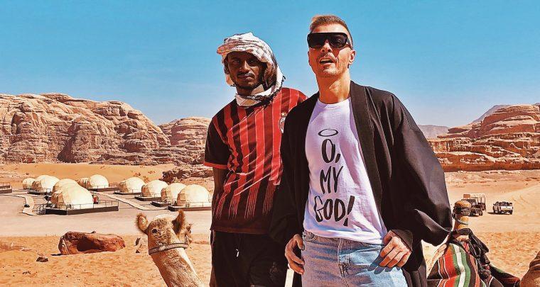 Iordania: Wadi Rum e incredibil!