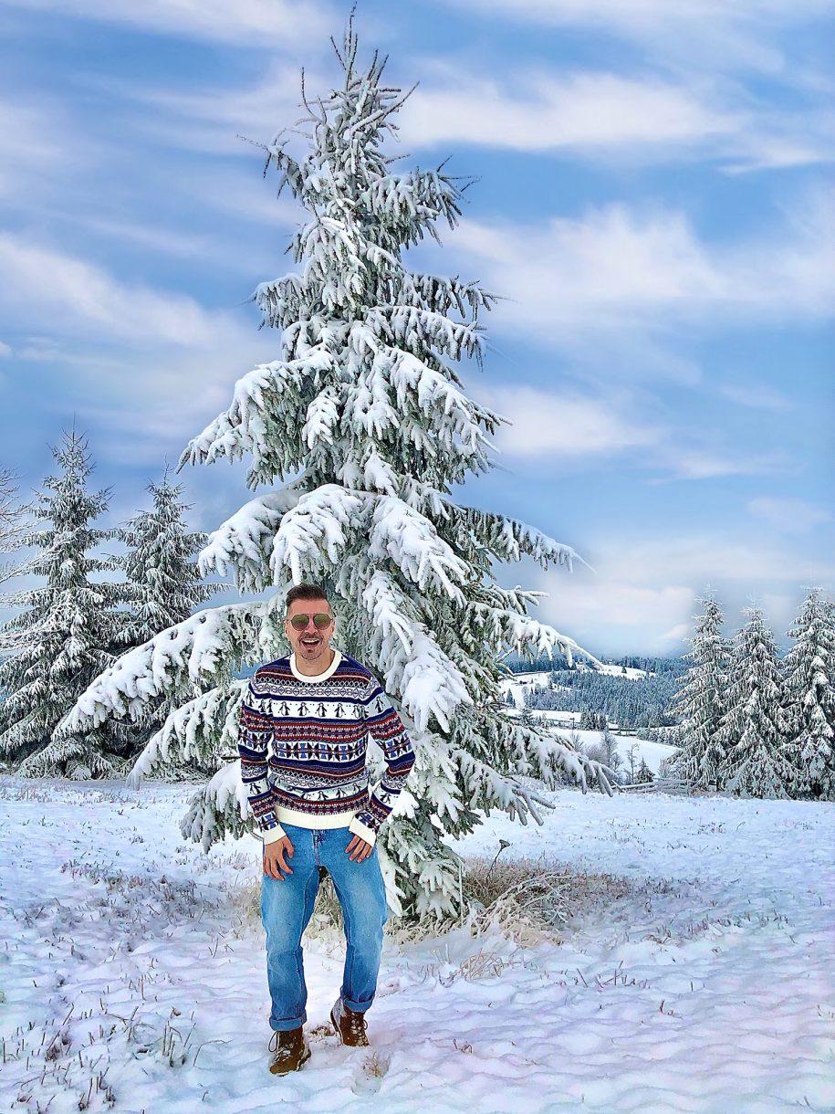 Ovidiu Muresanu Winter 1