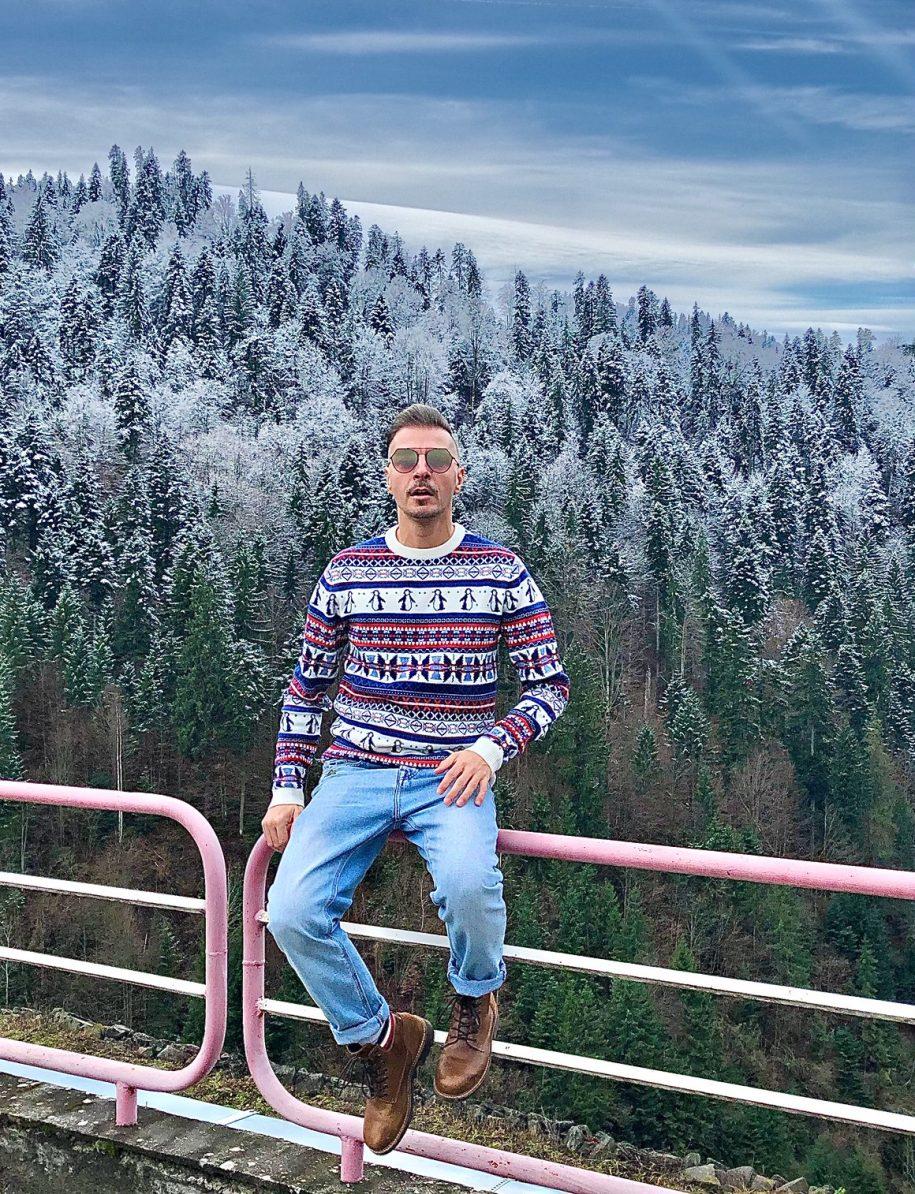 Ovidiu Muresanu snow