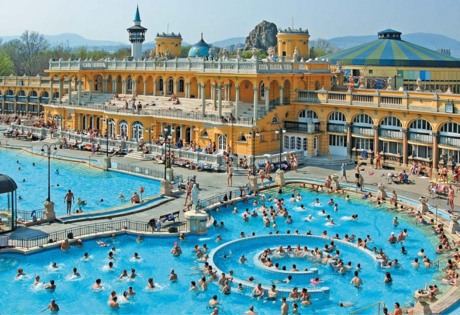 Budapest Therme