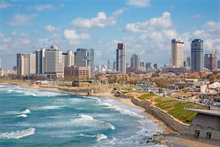 Tel Aviv Beach Holiday