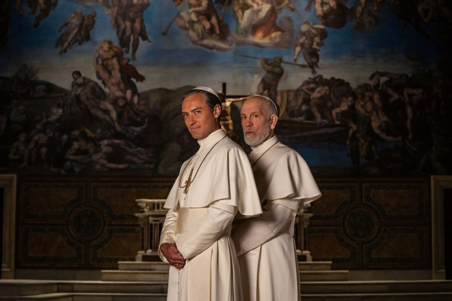 THE NEW POPE – Photo Galerie – Gallery Shoot