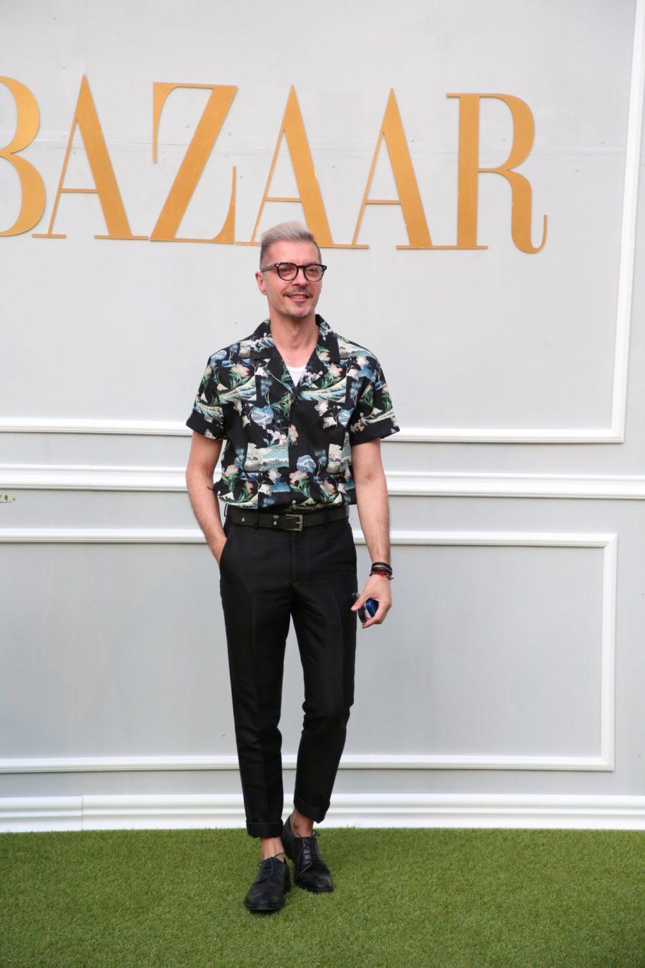 Ovidiu Muresany Hapers Bazaar 2018