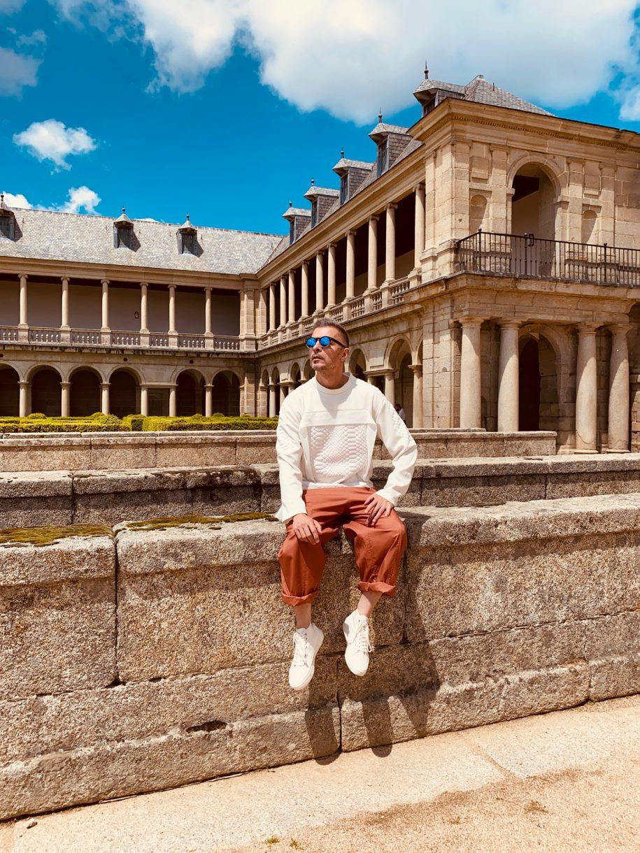 Ovidiu Muresanu El Escorial