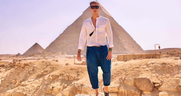 Egypt: Back to the pyramids