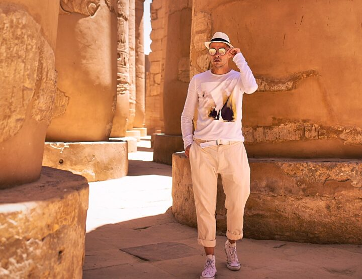 Egypt: Meeting the Gods in Karnak